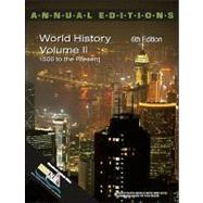 World Hist annual Ed V2 by MCCOMB, 9780072339543