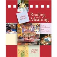 Reading with Meaning:...,Debbie Miller,9781571109552