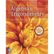 Algebra and Trigonometry,Beecher, Judith A.; Penna,...,9780321969569