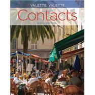 Contacts Langue et culture...,Valette, Jean-Paul; Valette,...,9781133309581