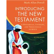 Introducing the New Testament,Powell, Mark Allan,9780801099601