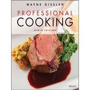 Professional Cooking,Gisslen, Wayne,9781119399612