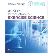 Acsm's Introduction to...,Potteiger, Jeffrey,9781496339614