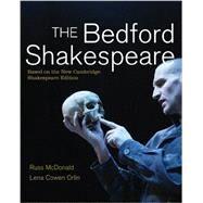 The Bedford Shakespeare,McDonald, Russ; Orlin, Lena...,9780312439637