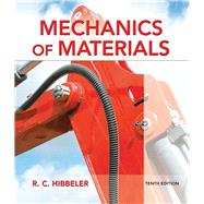 Mechanics of Materials,Hibbeler, Russell C.,9780134319650