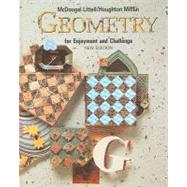 Geometry for Enjoyment and Challenge by Richard Rhoad and George Milauskas, 9780866099653