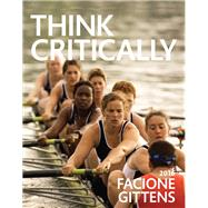 THINK Critically,Facione, Peter; Gittens,...,9780133909661
