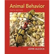 Animal Behavior: An...,Alcock, John,9780878939664