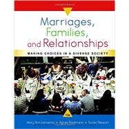 Marriages, Families, and...,Lamanna/Riedmann/Stewart,9781337109666