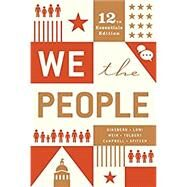 We the People (with Ebook and...,Ginsberg, Benjamin; Lowi,...,9780393679670