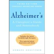 Alzheimer's : A Caregivers...,Gruetzner, Howard,9780471379676