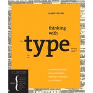 Thinking with Type,Lupton, Ellen,9781568989693