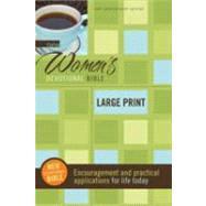 New Women's Devotional Bible,...,Unknown,9780310949701