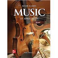 Music: An Appreciation, Brief Edition by Kamien, Roger, 9781264029716