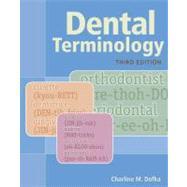 Dental Terminology,Dofka, Charline M.,9781133019718