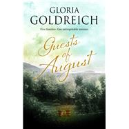 Guests of August by Goldreich, Gloria, 9780727889720