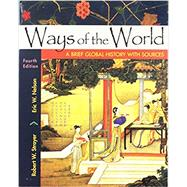 Ways of the World with...,Strayer, Robert W.; Nelson,...,9781319109721
