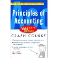 Schaum's Easy Outline Principles of Accounting by Cashin, James A., 9780071369725