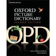 Oxford Picture Dictionary...,Adelson-Goldstein, Jayme;...,9780194369763