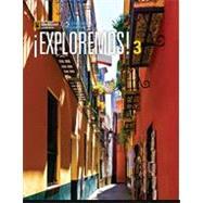 ¡Exploremos! Nivel 3 Student...,Blitt/Casas,9781305969773