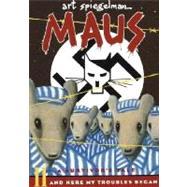 Maus II: A Survivor's Tale:...,Spiegelman, Art,9780679729778