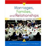 Bundle: Marriages, Families, and Relationships: Making Choices in a Diverse Society, 13th + LMS Integrated MindTap Sociology, 1 term (6 months) Printed Access Card by Lamanna, Mary Ann; Riedmann, Agnes; Stewart, Susan D, 9781337579803