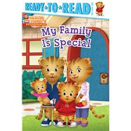 My Family Is Special by Testa, Maggie; Fruchter, Jason, 9781534469822