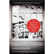 A Bookshop in Berlin by Frenkel, Françoise; Modiano, Patrick, 9781501199851