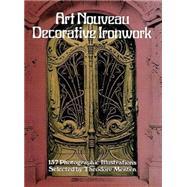 Art Nouveau Decorative...,Menten, Theodore,9780486239866