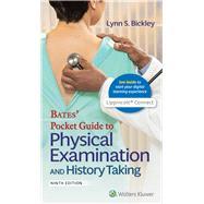 Bates' Pocket Guide to...,Bickley, Lynn S.; Szilagyi,...,9781975109875