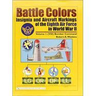 Battle Colors,Watkins, Robert A.,9780764319877