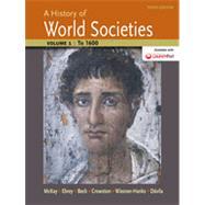 A History of World Societies,...,McKay, John P.; Buckley...,9781457659942