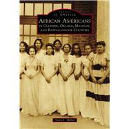 African Americans in Culpeper, Orange, Madison and Rappahannock Counties by Miller, Terry L.; George Washington Carver Regional High School Alumni Assoc., 9781467129947