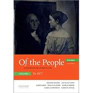 Of the People A History of...,McGerr, Michael; Lewis, Jan...,9780190909963
