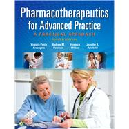 Pharmacotherapeutics for...,Arcangelo, Virginia Poole;...,9781496319968