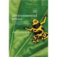 Environmental Ethics,Des Jardins, Joseph R.,9781133049975